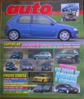 AUTO - N.4 - APRILE 1993 - ANNO IX - BMW M3 COUPE' - HONDA PRELUDE 2.2 VTEC - ROVER 820 SC COUPE' - Motori