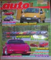 AUTO - N.6 - GIUGNO 1993 - ANNO IX - PEUGEOT 306 XT 1.4 5P - RENAULT TWINGO - CITROEN XANTIA 1,8 SX - Motori