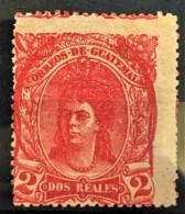 GUATEMALA 1878 - MLH - Sc# 12 - 2r - Guatemala