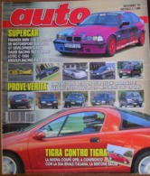 AUTO - N.12 - DICEMBRE 1994 - ANNO X - ALFA ROMEO 145 TD - BMW 740i - ROVER 620 Ti - LANCIA Z - OPEL ASTRA SW 1.6 16V - Motori