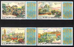 SOMALIA - 1986 - Architecture - MNH - Somalia (1960-...)