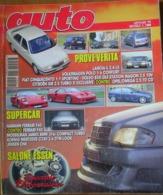 AUTO - N.1 - GENNAIO - 1995 - ANNO XI - LANCIA K 2,4 LX - VW POLO 1,6 - FIAT 500 SPORTING - VOLVO 850 GLE SW - Motori