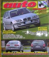 AUTO - N.5 - MAGGIO - 2001 - ANNO XVII - RENAULT LAGUNA - FORD MONDEO 2.0 D ALFA ROMEO 147 1.9 JTD - DAEWOO MATIZ - Motori