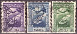 Angola 1938 - Império Colonial Português - Correio Aéreo  - Ver Scan. - Angola
