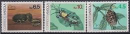 F-EX18496 ANGOLA MNH 1982 WILDLIFE INSECT ENTOMOLOGY. - Insectes