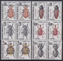 F-EX18557 FRANCE MNH 1981 TIMBRES TAXES POSTAGE DUE INSECT ENTOMOLOGY. - Insectes