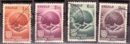 Angola 1949 - Correio Aéreo  -TB- - Angola