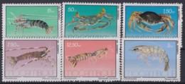 F-EX18614 MOZAMBIQUE MOÇAMBIQUE MNH 1981 CRUSTACEAN SEA MARINE LIFE CRAB CANGREJO. - Crustaceans