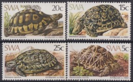 F-EX18616 NAMIBIA SOUTH WEST AFRICA 1982 TURTLE TORTUGA. - Schildkröten