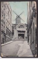 C. Postale - France - Paris - Le Moulin De La Galette - Circa 1910 - Non Circulee - A1RR2 - France