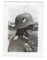 CLB233 - FOTO MILITARE SOLDATI WAR COLONIALE DIVISA 1930 CIRCA NON IDENTIFICATA CM 9,4 X 6,8 - War, Military