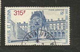 176  Musée Du Louvre   Beau Cachet     (322) - Luftpost