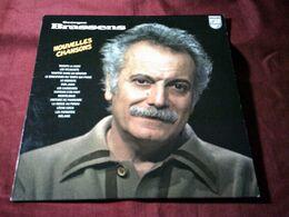GEORGES  BRASSENS  °    NOUVELLES  CHANSONS - Vinyl-Schallplatten