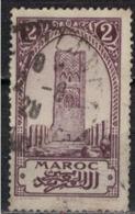 MAROC      N°  YVERT :    99    OBLITERE       (OB 8/15 ) - Marocco (1891-1956)