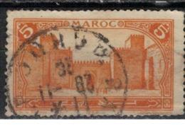 MAROC      N°  YVERT :   101 OBLITERE       (OB 8/15 ) - Marocco (1891-1956)