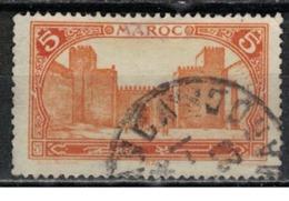 MAROC      N°  YVERT :   101   ( 1 )          OBLITERE       (OB 8/15 ) - Marocco (1891-1956)