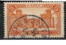 MAROC      N°  YVERT :   101   ( 2 )          OBLITERE       (OB 8/15 ) - Marocco (1891-1956)