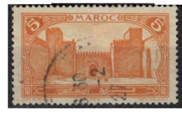 MAROC      N°  YVERT :   101   ( 3 )          OBLITERE       (OB 8/15 ) - Marocco (1891-1956)