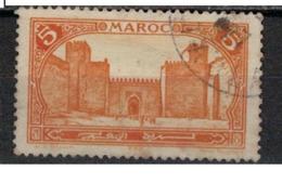 MAROC      N°  YVERT :   101   ( 9 )          OBLITERE       (OB 8/15 ) - Marocco (1891-1956)