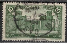 MAROC      N°  YVERT :   102    ( 7 )     OBLITERE       (OB 8/15 ) - Marocco (1891-1956)