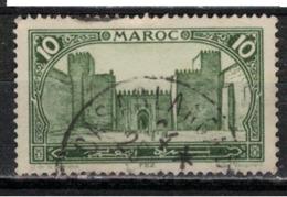 MAROC      N°  YVERT :   102    ( 11 )     OBLITERE       (OB 8/16 ) - Marocco (1891-1956)