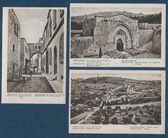 JERUSALEM - 18 Cartes - Israel