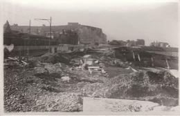 80 - MERS LES BAINS - Tempête 1932 (carte Photo) - Mers Les Bains