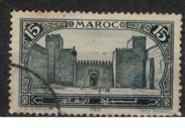 MAROC      N°  YVERT :   103     OBLITERE       (OB 8/16 ) - Marocco (1891-1956)