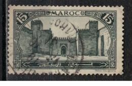 MAROC      N°  YVERT :   103  ( 4 )    OBLITERE       (OB 8/16 ) - Marocco (1891-1956)