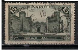 MAROC      N°  YVERT :   103  ( 8 )    OBLITERE       (OB 8/16 ) - Marocco (1891-1956)