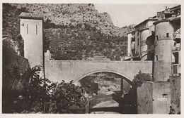04 - ENTREVAUX - Le Pont Fortifié Sur Le Var - Frankreich
