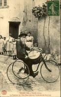 FRANCE - Carte Postale - Le Tambour De Ville à Tricycle De Vendeuvre Sur Barse - L 66101 - Other Municipalities