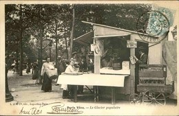 FRANCE - Carte Postale - Paris Vécu - Le Glacier Populaire - L 66113 - Petits Métiers à Paris
