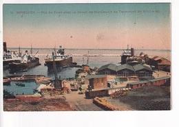 LIBAN(BEYROUTH) LE PORT(BATEAU) - Libano