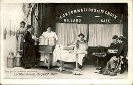 FRANCE - Carte Postale  - Petits Métiers Parisien - La Marchande De Petit Noir - L 66124 - Petits Métiers à Paris