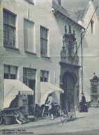 Orig. Knipsel Coupure Tijdschrift Magazine - Oudenaarde - Ingang Begijnhof - 1939 - Non Classés