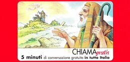 ITALIA - Scheda Telefonica - Nuova - CHIAMAGRATIS - 638 - Abramo - MASTER - Italie