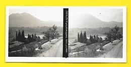 Vues Stéréos Petit Lac De Muzzano Près De LUGANO - Photos Stéréoscopiques