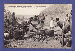 MISSIONS D AFRIQUE Une Brasserie ( TTB état ) 1795 - Non Classés