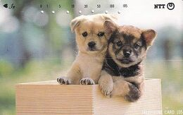 JAPAN - Dogs(111-017), 05/94, Used - Japon