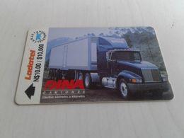 Mexico - Very Old Phonecard 18MEXB - Panama
