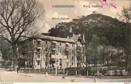 AUTRICHE  VORDERBRUHL BURG MÖDLING  HÔTEL HAYEK - Mödling