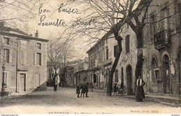 D07  SAINT REMÈZE La Plaine La Mairie - Autres Communes