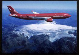 Greenland  Cards  Air Greenland( Lot 270 ) - Grönland