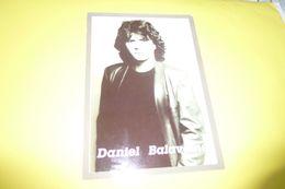 DANIEL BALAVOINE - Musica E Musicisti