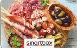Gift Card Italy SmartBox Peccati Di Gola (new Card - New Logo) - Gift Cards