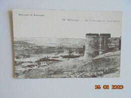 Salonique. La Forteresse De Yedi Coule. Saragoussi Et Rousso 34 PM 1918 - Griechenland