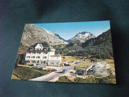 HOTEL MALOYA KULM  AUTO CAR CORRIERA MONTE DEL FORNO SVIZZERA - Hotels & Gaststätten