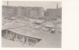 Foto - AK - Wien XXI - Bau Des Gemeindebau Beim Schlingermarkt - Altri