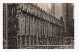 DF / 39 JURA / SAINT-CLAUDE / LES STALLES DE LA CATHÉDRALE SAINT-PIERRE / 1959 - Saint Claude